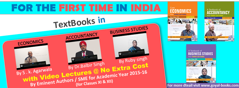 goyal assignments books